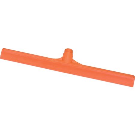 """3656824 - Sparta® Single Blade Squeegee 24"""" - Orange"""