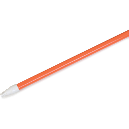"4022524 - 60"" Fiberglass Handle with Self-Locking Flex-Tip 60"" Long/1"" D - Orange"
