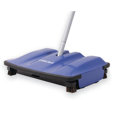 """3640014 - Duo-Sweeper Floor Sweeper 12"""" - Blue"""