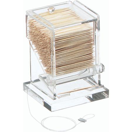 TP10007 - Toothpick Dispenser  - Clear