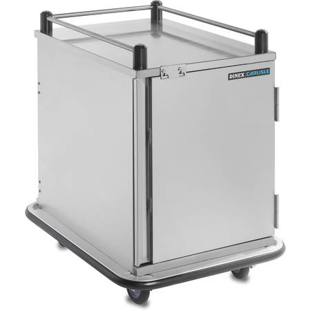 DXTVL2T1D18 - TVL Economy Tray Cart - Stainless Steel