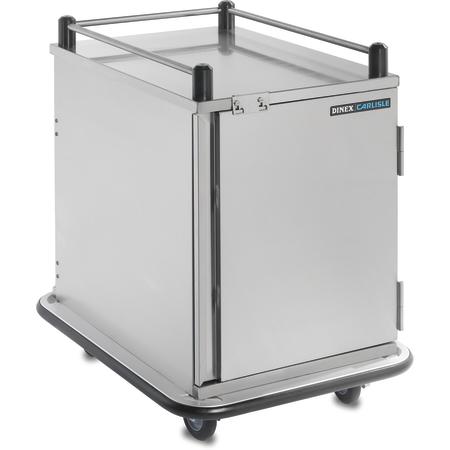 "DXTVL2T1D20 - TVL Economy Tray Cart 27.72"" x 28.12"" x 59.83"" - Stainless Steel"