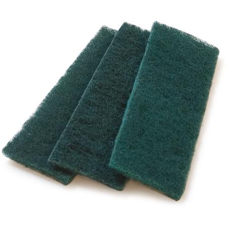 4072908 - Sparta® Meat Slicer Scrub Pad (60/pk) - Green