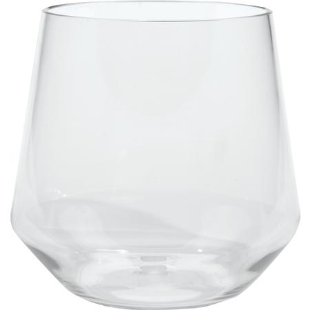 4950307 - Astaire Stemware Stemless Wine 13 oz - Clear