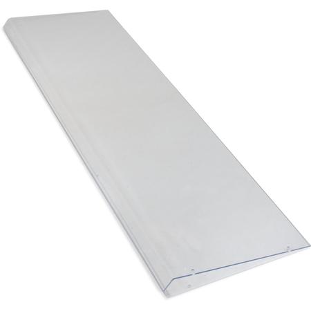 "936507 - Sneze Guard Acrylic Shields 60"" (3/16"" Acrylic) - Clear"