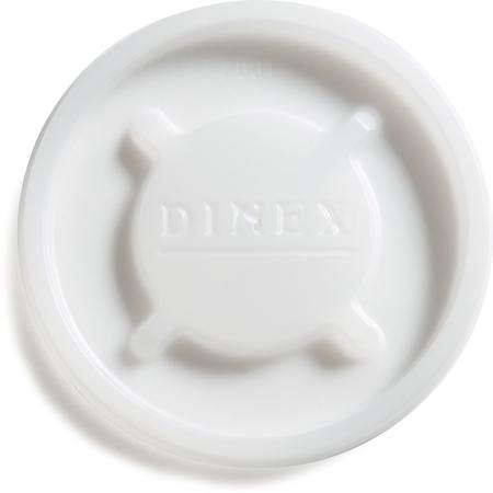 DX20019000 - Disposable Lid - Fits Specific 6 oz Cambro Tumblers  (1500/cs) - Translucent