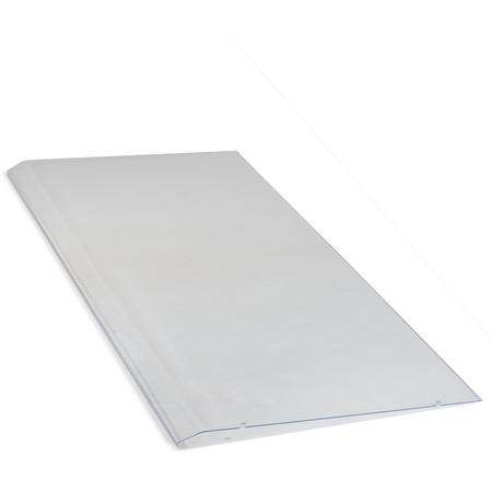 "932507 - Sneeze Guard acrylic Shield 24"" (3/16"" Acrylic) - Clear"