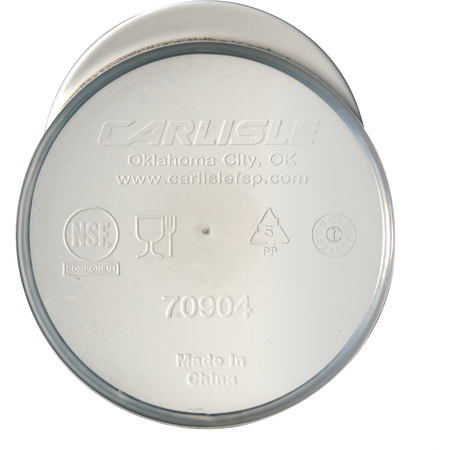 7090402 - Flat Lid For Cascada Carafe - White