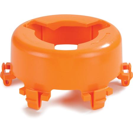 364192REZ - Universal Style Combo Brush Driver & Riser - Orange