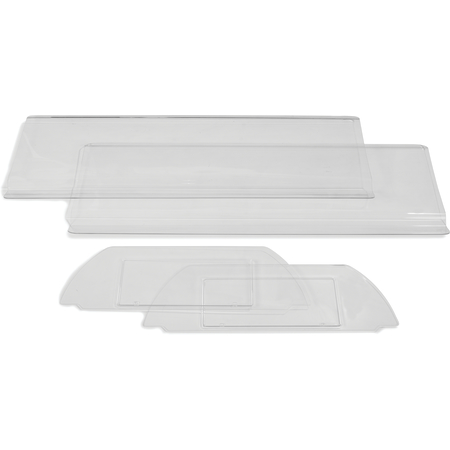 667307 - Six Star™ Replacement Sneeze Guard for Food Bar 6' - Clear