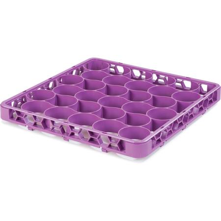 REW30SC89 - OptiClean™ NeWave™ Color-Coded Short Glass Rack Extender 30 Compartment - Lavender