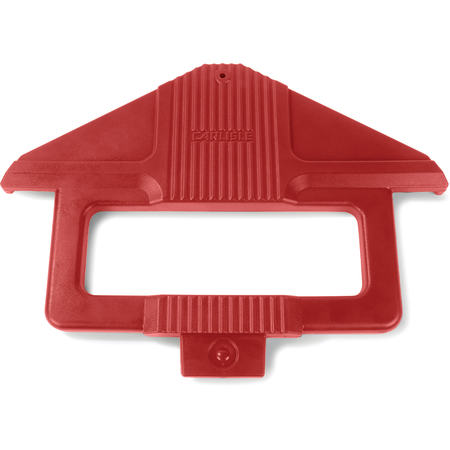 668405 - Six Star™ Sneeze Guard Post - Red