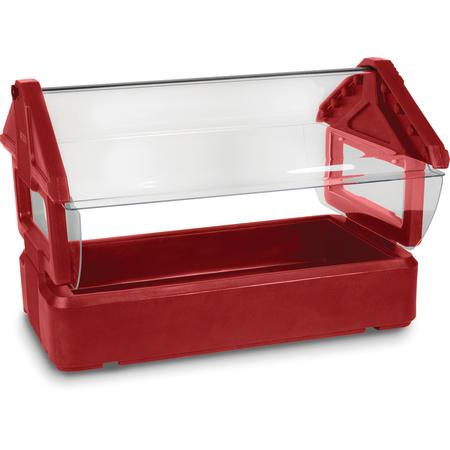 660005 - Six Star™ Tabletop 4' x 2' x 2' - Red