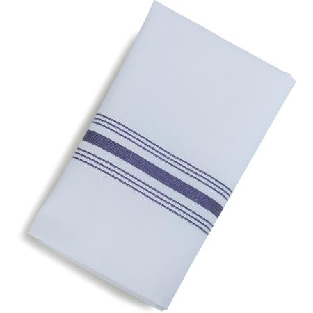 "53771822NH052 - SoftWeave™ Bistro Striped Napkin 18"" x 22"" - Purple"