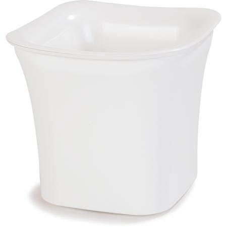 CM140102 - Designer Coldmaster® 2 Qt Flared Square 2 qt - White