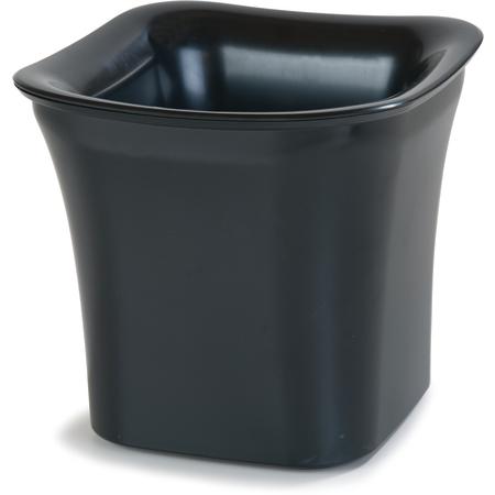 CM140103 - Designer Coldmaster® 2 Qt Flared Square 2 qt - Black