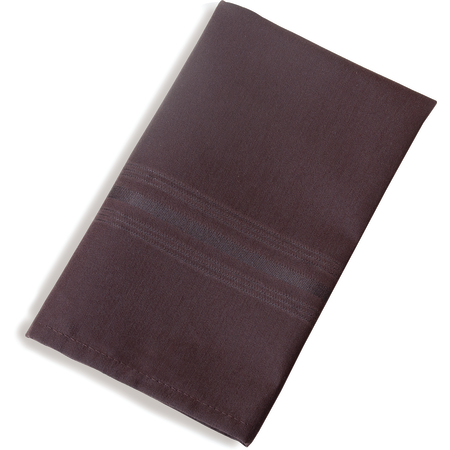 "53761822NH515 - SoftWeave™ Tone on Tone Epicure Napkins 18"" x 22"" - Chocolate"