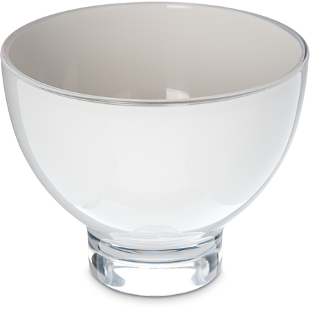 """EP2002 - Epicure® Small Cased Bowl 5.5"""" - White"""
