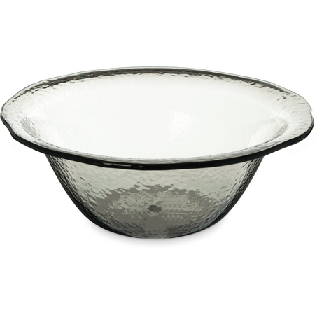 """TRA1118 - Terra Large Bowl 15.25"""" - Smoke"""