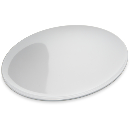 "4380002 - Epicure® Melamine Buffet Pizza Plate 12"" - White"