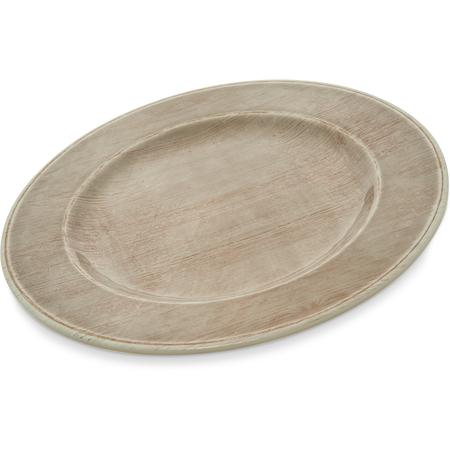 """6400170 - Grove Melamine Dinner Plate 11"""" - Adobe"""