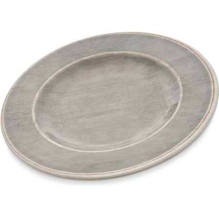 "6400218 - Grove Melamine Salad Plate 9"" - Smoke"