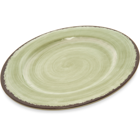 "5400146 - Mingle Melamine Dinner Plate 11"" - Jade"