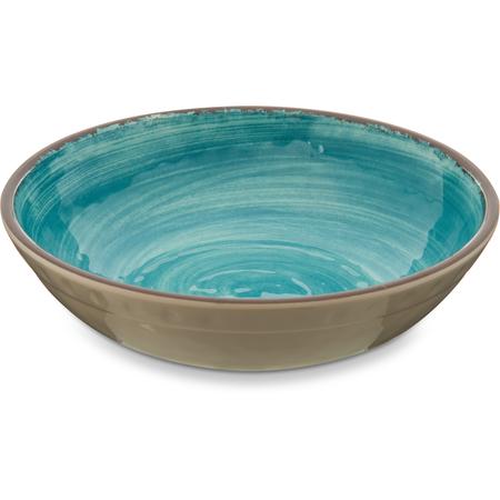 5401915 - Mingle Melamine Cereal Bowl 35.5 oz - Aqua