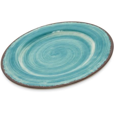 """5400115 - Mingle Melamine Dinner Plate 11"""" - Aqua"""