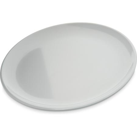 """4380302 - Epicure® Melamine Dinner Plate 8"""" - White"""