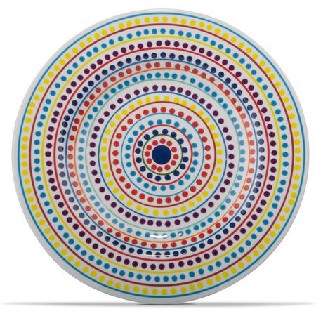 """PAR1900 - Parasol Melamine Salad Plate 9"""""""