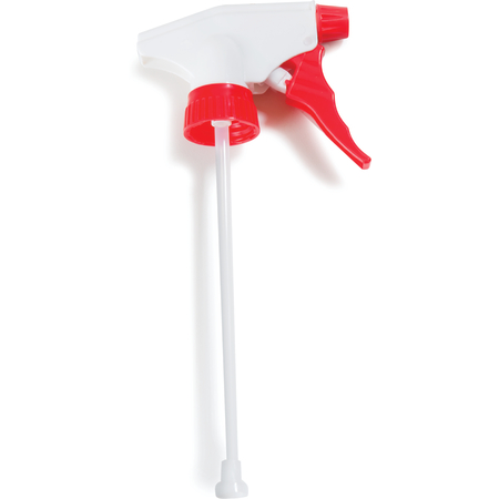 381700 - Red/White Trigger Sprayer Replacement - White-Red