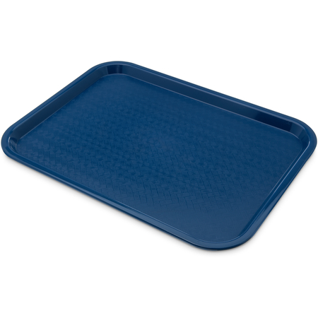 "CT1216-8114 - Cafe® Standard Tray 12"" x 16"" - Cash & Carry (6/pk) - Blue"