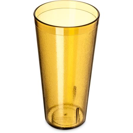 5224-8213 - Stackable™ SAN Tumbler 24 oz (12/pk) - Amber