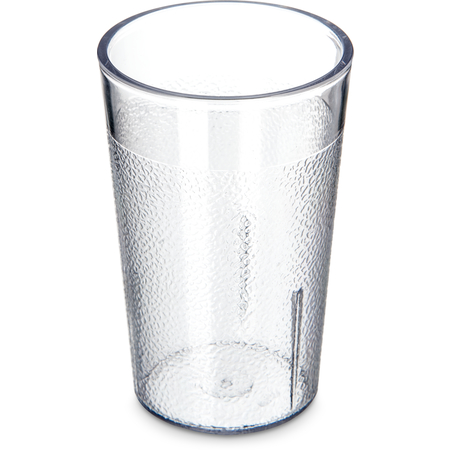 5501-807 - Stackable™ SAN Tumbler 5 oz - Cash & Carry (12/st) - Clear