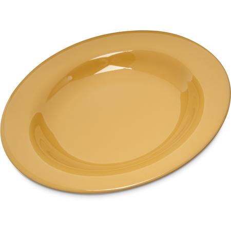 4303022 - Durus® Melamine Chef Salad Pasta Bowl 20 oz. - Honey Yellow