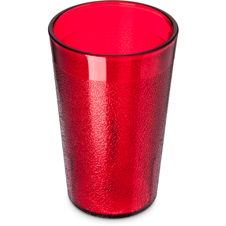 5506-8110 - Stackable™ SAN Tumbler 9.5 oz - Cash & Carry (6/pk) - Ruby