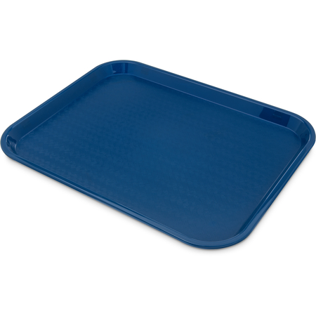 "CT1418-8114 - Cafe® Standard Tray 14"" x 18"" - Cash & Carry (6/pk) - Blue"