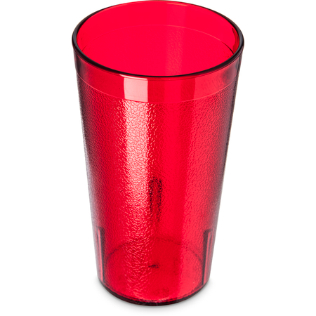 5212-8210 - Stackable™ SAN Tumbler 12 oz (12/pk) - Ruby