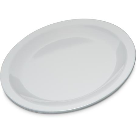 """KL20402 - Kingline™ Melamine Pie Plate 6.5"""" - White"""
