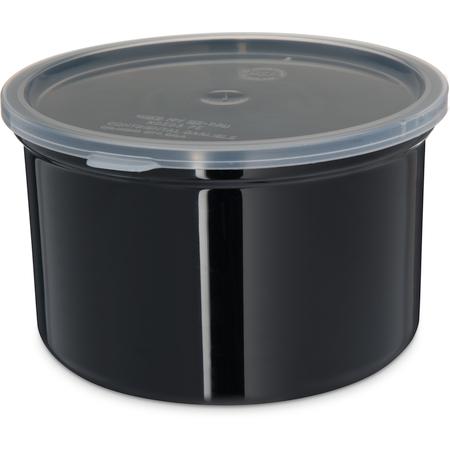 031603 - Classic™ Crock w/Lid 1.5 qt - Black