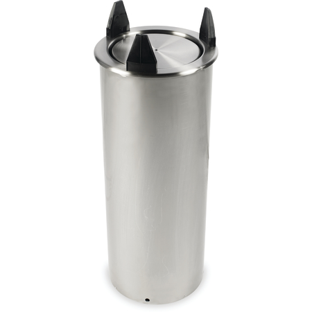 """DXIDPDS1012 - Drop-In Plate Dispensers (Unheated) 28"""" Outside Height - Stainless Steel"""