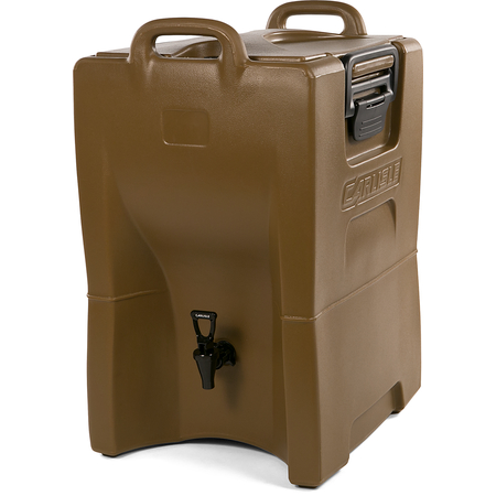 IT100043 - Cateraide™ IT Insulated Beverage Dispenser Server 10 Gallon - Caramel