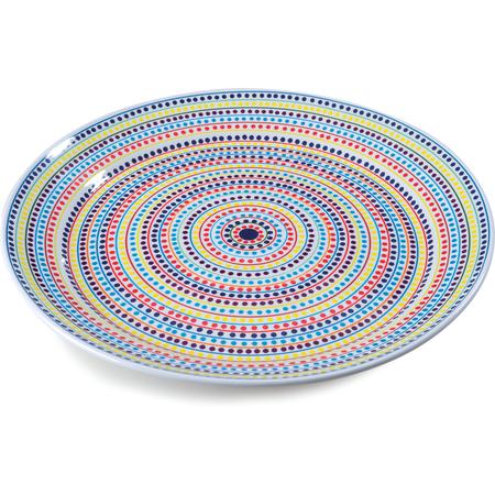 """PAR22DS00 - Parasol Melamine Serving Platter 18"""""""