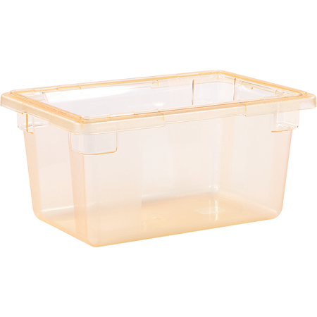 """10612C22 - StorPlus™ Color-Coded Food Box Storage Container 5 Gallon, 18"""" x 12"""" x 9"""" - Yellow"""