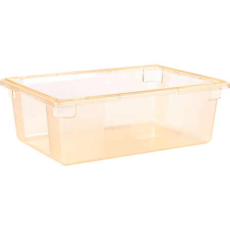 "10622C22 - StorPlus™ Color-Coded Food Box Storage Container 12.5 Gallon, 26"" x 18"" x 9"" - Yellow"