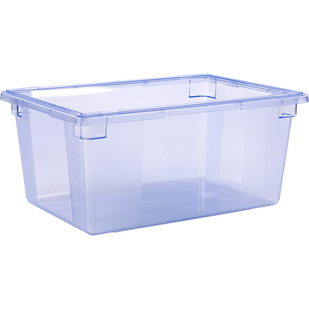 """10623C14 - StorPlus™ Color-Coded Food Box Storage Container 16.6 Gallon, 26"""" x 18"""" x 12"""" - Glo-Blue"""
