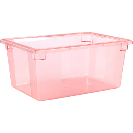 """10623C05 - StorPlus™ Color-Coded Food Box Storage Container 16.6 Gallon, 26"""" x 18"""" x 12"""" - Red"""
