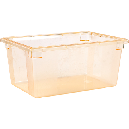 "10623C22 - StorPlus™ Color-Coded Food Box Storage Container 16.6 Gallon, 26"" x 18"" x 12"" - Honey Yellow"