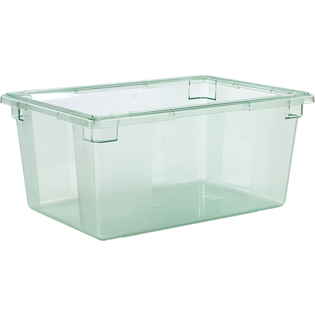 """10623C09 - StorPlus™ Color-Coded Food Box Storage Container 16.6 Gallon, 26"""" x 18"""" x 12"""" - Green"""